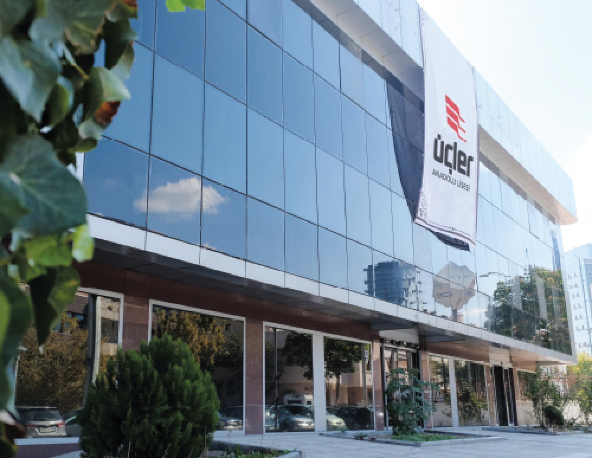 Üçler Anadolu Lisesi 2019-2020 Öğretim Yılında Yeni Binasında!